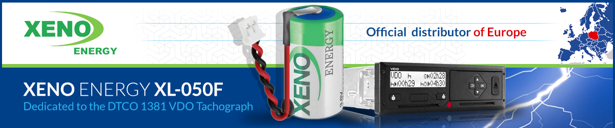 Xeno POLAND | LITHIUM BATTERY Distributor